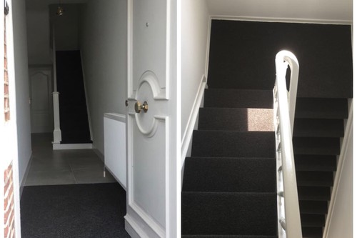 Bekleden van trappen