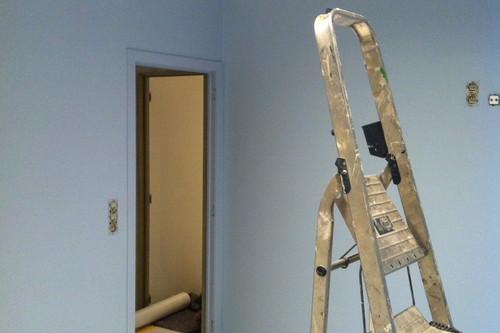 Renovatie zolder en kamers